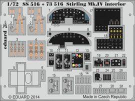 Stirling Mk. IV interior S. A. - 1/72 - Italeri