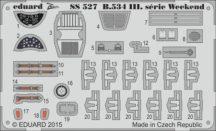 Avia B.534 III. serie Weekend  - Eduard