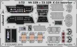 C-54 interior S. A.  - 1/72 - Revell