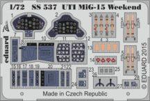UTI MIG-15 Weekend - Eduard