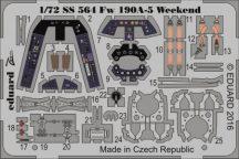 Fw 190A-5 Weekend - Eduard