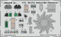 Hellcat Mk.I. - Eduard
