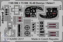 Ki-49 Donryu / Helen 1/72 - Hasegawa