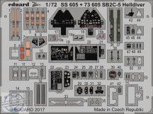 SB2C-5 Helldiver  1/72 - Special Hobby