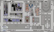 Kfir C2  1/72 - AMK