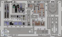 Kfir C7  1/72 - AMK