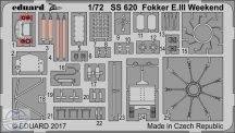 Fokker E. III Weekend- Eduard