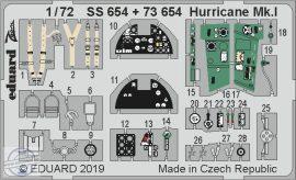 Hurricane Mk. I 1/72 - Arma Hobby