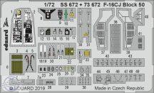 F-16CJ Block 50 1/72 - Tamiya