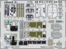 EA-18G - 1/72 - Hasegawa
