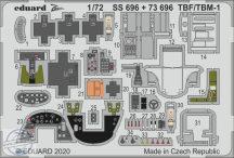 TBF/TBM-1 Avenger - 1/72 - Hasegawa
