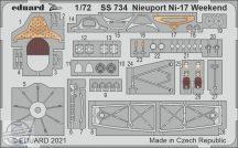 Nieuport Ni-17 Weekend - 1/72 - Eduard