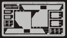 Panther/Jagdpanther rear stowage box