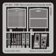 CMP Chevrolet/Ford Canada Grill - Italeri