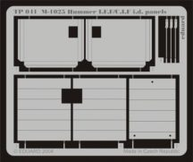 M-1025 I.F.F./C.I.F. i.d. panels - Academy