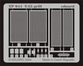 T-55 grill - 1/35 - Tamiya