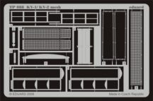 KV-1/KV-2 mesh early - Trumpeter