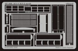 KV-1/KV-2 mesh early - 1/35 - Trumpeter