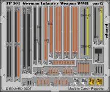 German Infantry Weapon WWII - 1/35 - német gyalogsági övek, csatok.