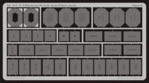 F-4 etch stencil data mask -etch - 1/32- Revell