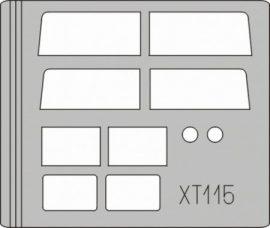 M-1025 masks - 1/35