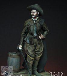 El Capitán Alatriste, by Arturo Pérez-Reverte - 75 mm