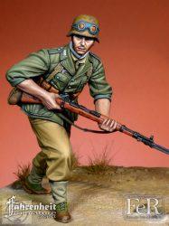 Afrikakorps, Tunisia, 1942 - 75 mm