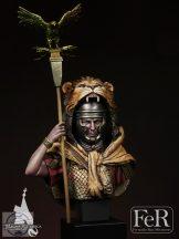 Aquilifer, Legio XX Valeria Victrix Britannia, AD 61 - 1/12