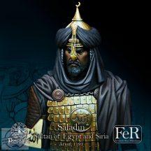 Saladin, Sultan of Egypt and Siria Arsuf, 1191 - 1/16