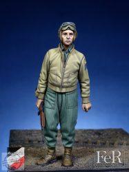 U. S. Tank Crewman E. T. O. 1 - 1/35