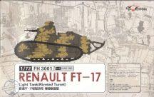 Renault FT-17 Light Tank (Riveted Turret) 2 makett !!!