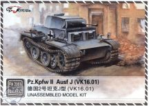 Pz.Kpfw II Ausf. J (VK16.01)