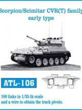 Scorpion/Scimitar CVR(T) family early type (ATL106)