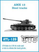 AMX 13 Steel tracks  (ATL126)