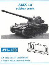 AMX 13 rubber track  (ATL130)