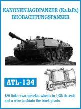 KANONENJAGDPANZER (KaJaPa) /Jaguar1-2/ BEOBACHTUNGSPANZER  (ATL134)