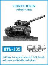 CENTURION Rubber track  (ATL135)