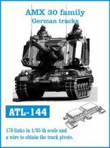 AMX 30 family German tracks  (ATL144)