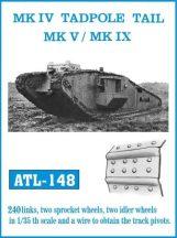 MK IV TADPOLE TAIL MKV / MK IX  (ATL148)