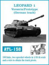 LEOPARD 1 Vorserie / Prototype (German track)  (ATL158)
