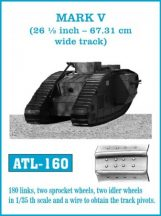 MARK V. (26 1/2 inch - 67.31 cm wide track)  (ATL160)