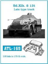 Sd.Kfz. 8 12t Late Type Track (ATL165)
