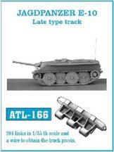Jagdpanzer E-10 Late Type Track  (ATL166)