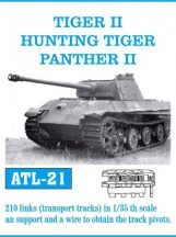 TIGER II / HUNTING TIGER / PANTHER II  (ATL21)