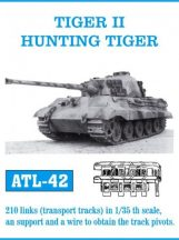 TIGER II HUNTING TIGER (ATL42)