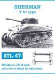 SHERMAN T51 type  (ATL47)