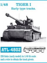 TIGER I Early type tracks.