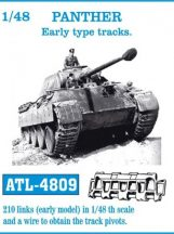 PANTHER Early type tracks
