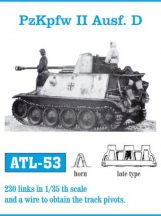 PzKpfw II Ausf. D  (ATL53)