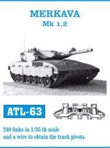 MERKAVA Mk 1,2  (ATL63)